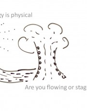 Are you flowing or stagnating?