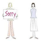 Say Sorry Properly