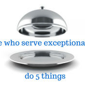 Good Service 5 things