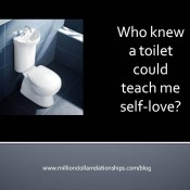 self love toilet