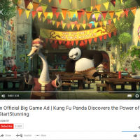 wix panda ad collaboration